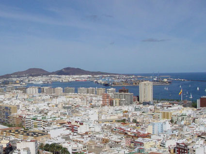 Pictures of Las Palmas
