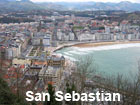Pictures of San Sebastian