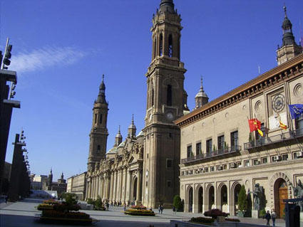Pictures of Zaragoza