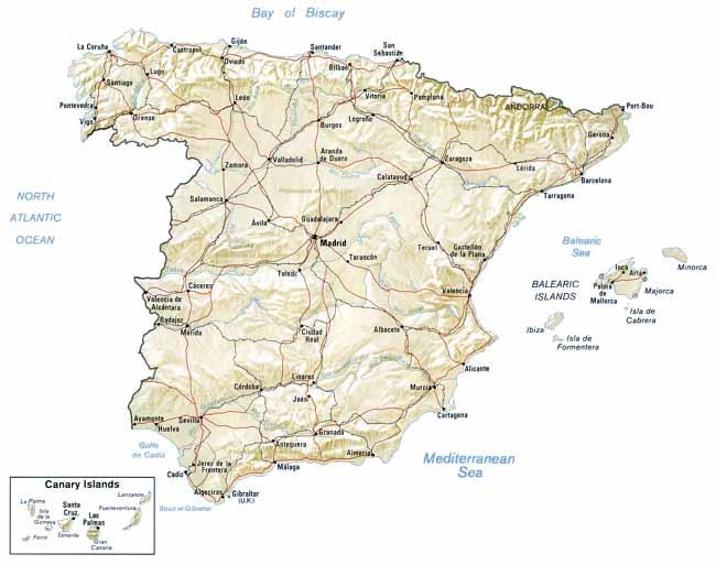 Phonebook of Spain com
