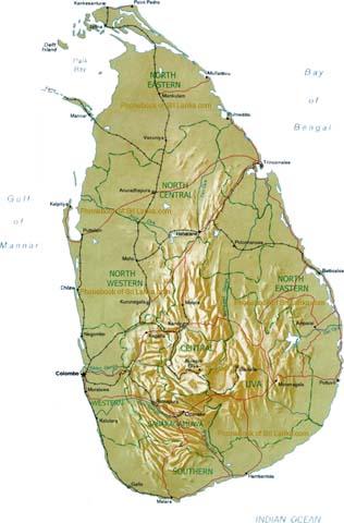 Phonebook of Sri Lanka com