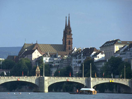 Pictures of Basel