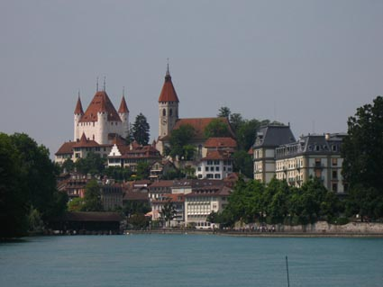 Pictures of Thun