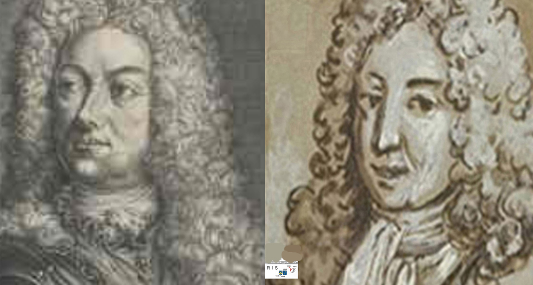 Anselm Franz von Thurn & Taxis and Louis Leon Pajot
