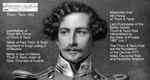 Maximilian Karl von Thurn & Taxis