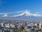 Mount Ararat, highest point of Turkey