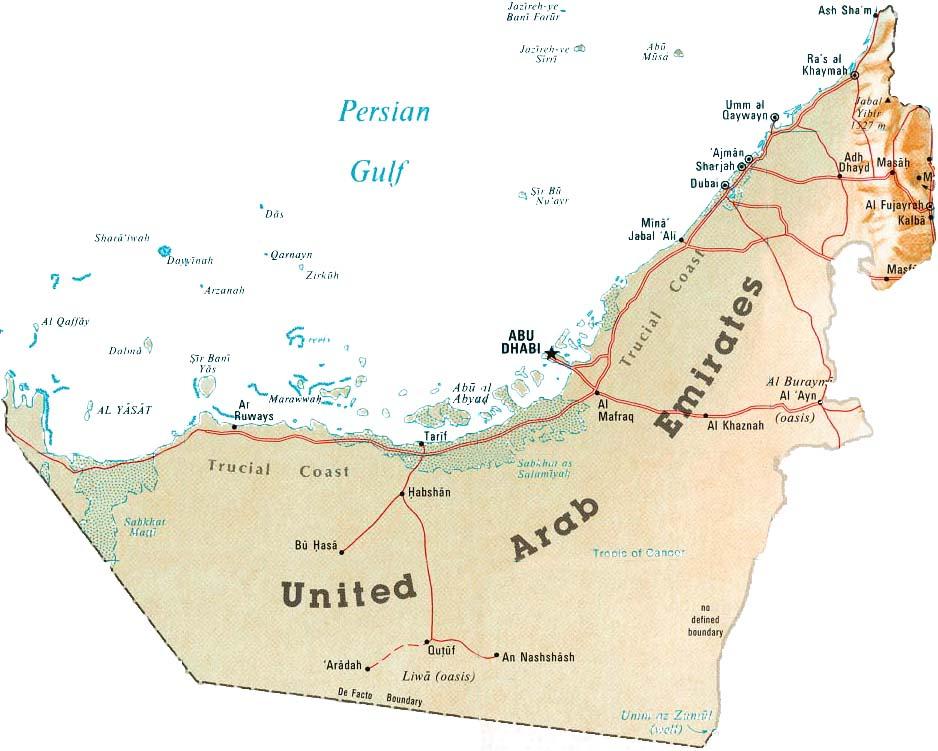 map of uae phonebook of the uae c m