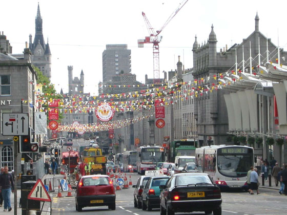 Pictures of Aberdeen