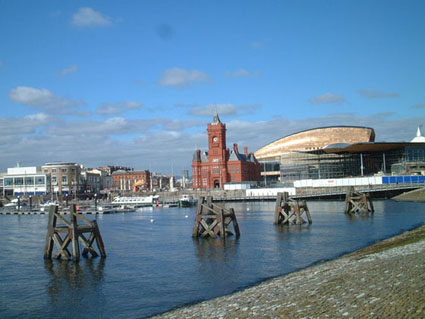 Pictures of Cardiff