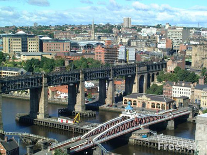 Pictures of Newcastle Upon Tyne
