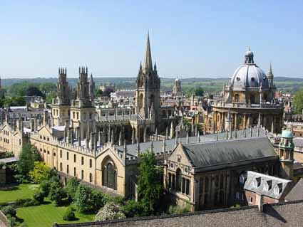 Pictures of Oxford