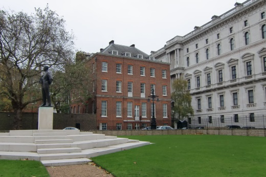 Seat of the British Prime Minister