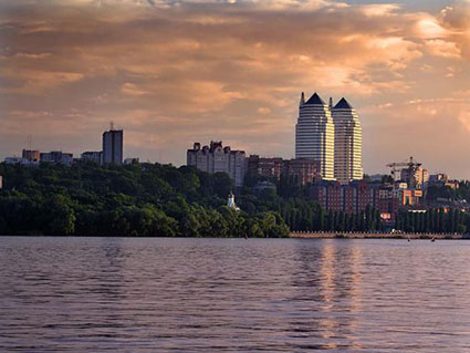 Pictures of Dnipropetrovsk