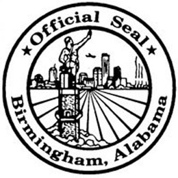 website of the city of Birmingham