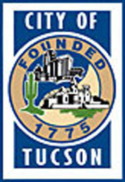 Website of the city of Tucson