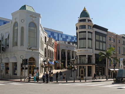 Pictures of Beverly Hills