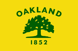 Website of the Major of Oakland