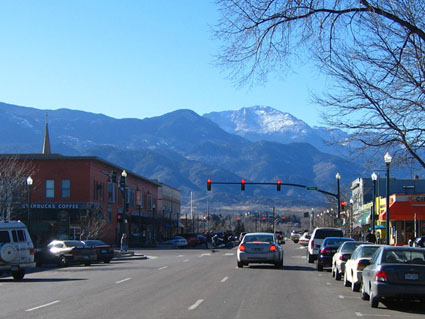 Pictures of Colorado Springs