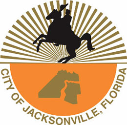 Website of the city and major of Jacksonville