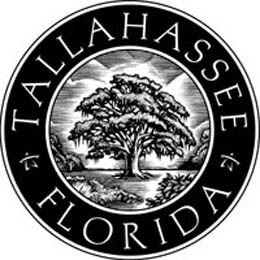 Website of the city of Tallahassee