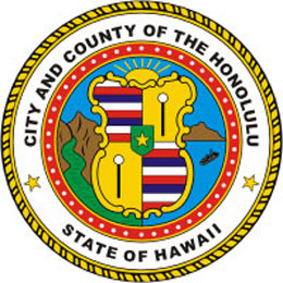 Website of the Major of Honolulu