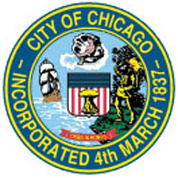 Website of the city of Chicago