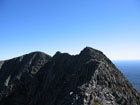 Mount Katahdin, highest mountain of Maine