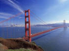 visit the Golden Gate Bridge