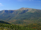 Mount Washington, highest mountain of New Hampshire