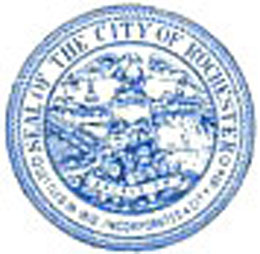 Website of the city of Rochester