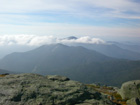 Mount Marcy 1629m, highest mountain of the State of New York