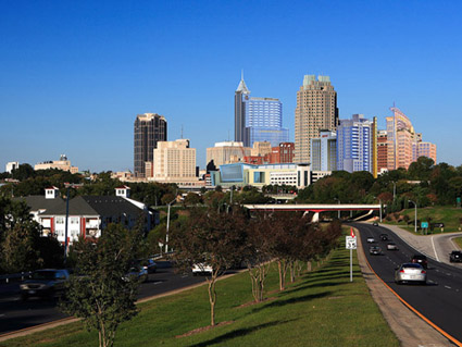 Pictures of Raleigh