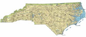 enlarge the map of Carolina