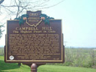 Campbell Hill, highest point of Ohio