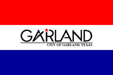 Website of the Major of Garland