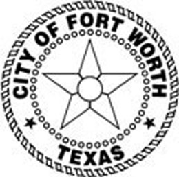 City of Fort Worth by the Major
