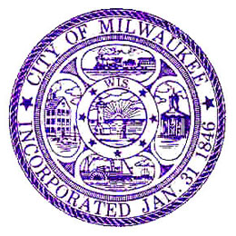 Website of the city of Milwaukee