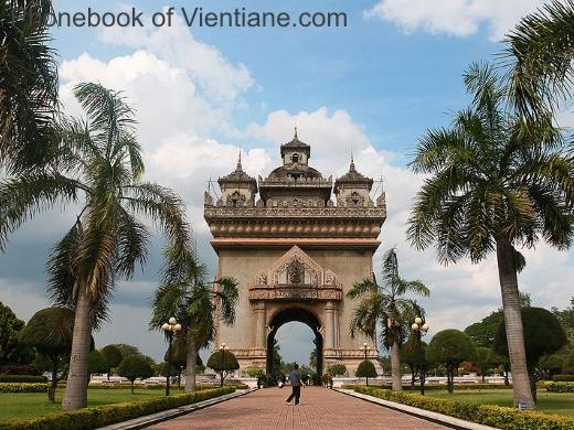 Pictures of Vientiane