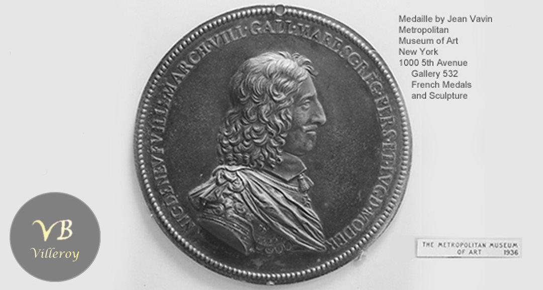 Nicolas V de Villeroy